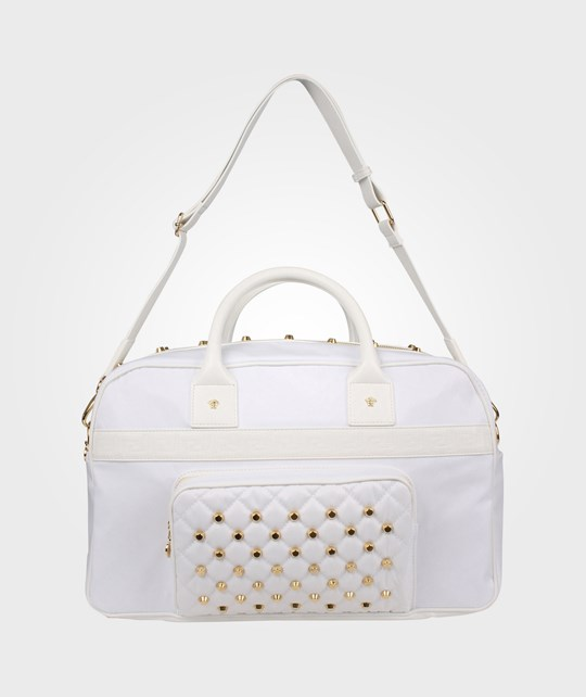 Young Versace Bag White White