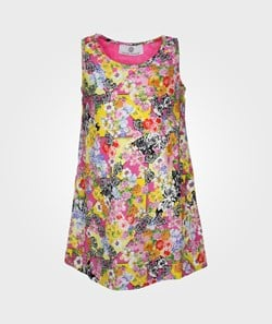 Young Versace Dress Multicolor