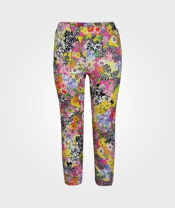 Young Versace Trousers Multicolor