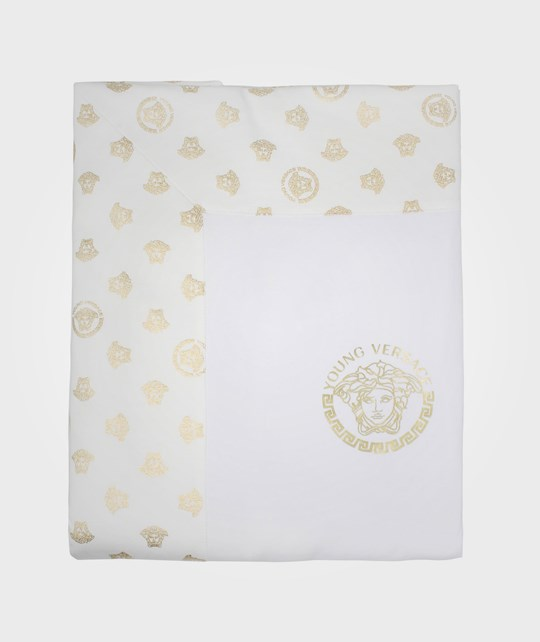 Young Versace Sleeping Blanket White Multi