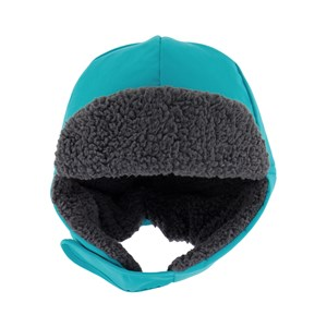 Image of Didriksons Biggles Hat Peacock Green 52 cm (1939899)