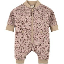 Kuling Busan Thermo Coverall Sand Flower