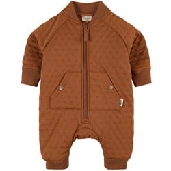 Kuling Busan Thermo Coverall Brown