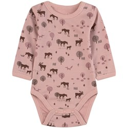 Hust&Claire Baloo Baby Body Dusty Rose