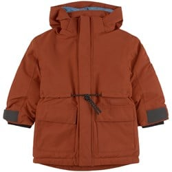 Didriksons Mojuro Parka Biscuit Brown