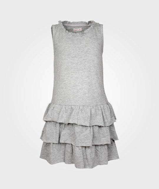 Replay Dress Grey Black