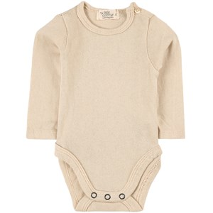 Image of My Little Cozmo Basic Baby Bodysuit Recycled Stone 12 mdr (1951007)