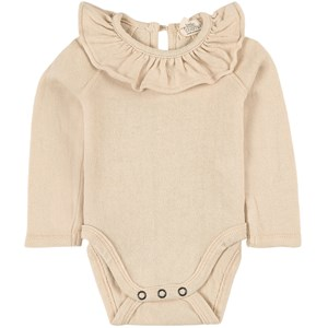 Image of My Little Cozmo Baby Girl Bodysuit Recycled Stone 12 mdr (1951025)
