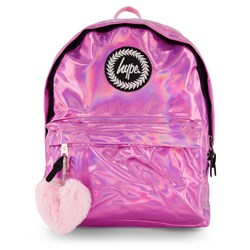 Hype Holo Backpack Pink