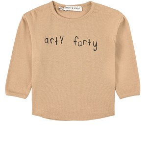 Image of Sproet & Sprout Arty Farty T-shirt Beige 12 mdr (2008447)