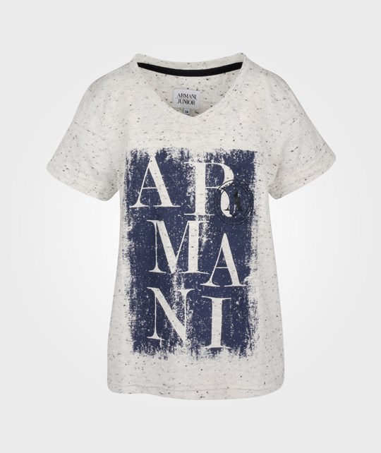 Emporio Armani T-shirt Grey Black