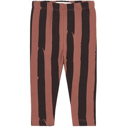 Sproet & Sprout Striped Leggings Pink