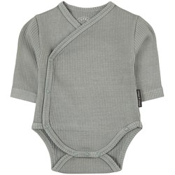 Sproet & Sprout Ribbed Wrap Body Blue