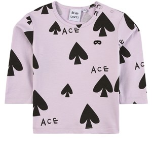 Image of Beau Loves Ace T-shirt Orchid 12-18 months (2026239)