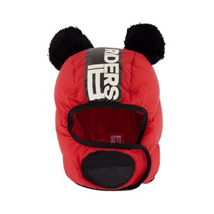 Image of AI Riders on the Storm Pom Pom Padded Elefanthue Rød Size 1 (4-8 years) (2002015)