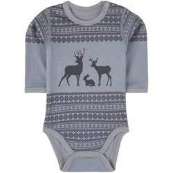 Hust&Claire Baloo Baby Body Blue Wind