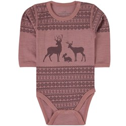 Hust&Claire Baloo Baby Body Pale Mauve