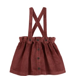 Sproet & Sprout Corduroy Skirt Pink