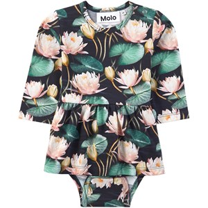 Image of Molo Frances Babybody Water Lilies 92 cm (1,5-2 år) (1925627)