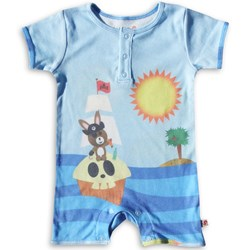 Kids Ink Suit Pirate Bunny