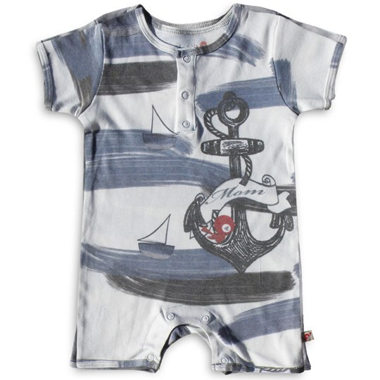 Kids Ink Suit Sails Multi