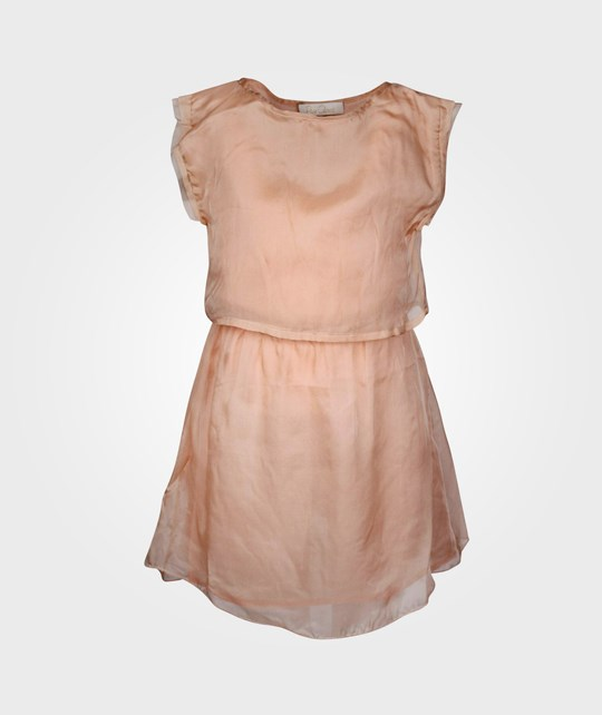 Pale Cloud Opal Dress Pale Pink Pink