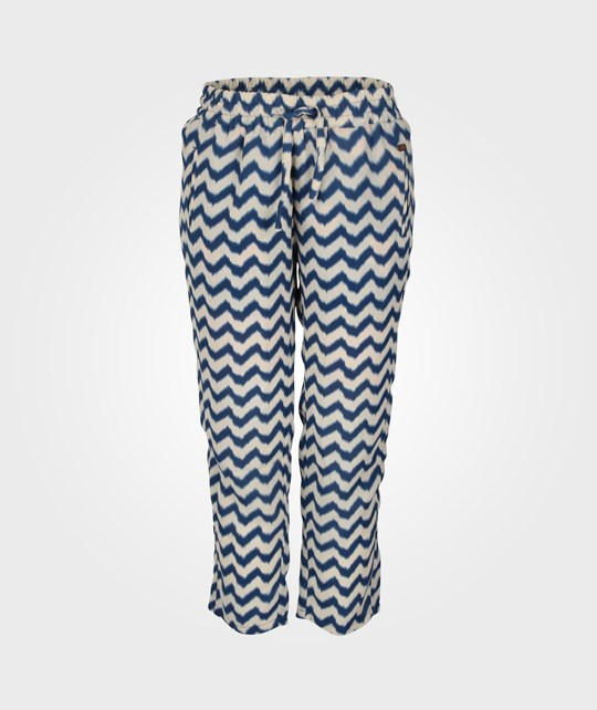 Scotch R'belle Allover Printed Silky Feel Pants Multi