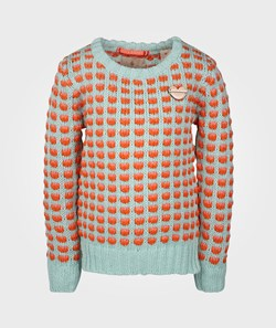 Scotch R'belle Colourful Special Knitted Crewneck