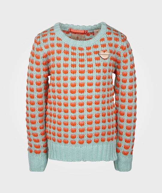 Scotch R'belle Colourful Special Knitted Crewneck Multi