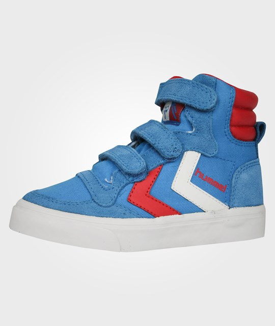Hummel Hummel Stadil Jr Canvas Blue