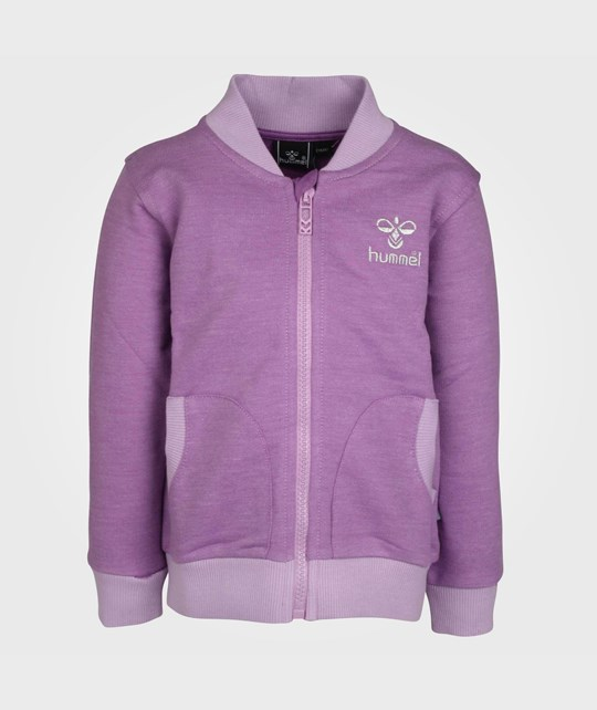 Hummel Nala Zip Jacket Purple