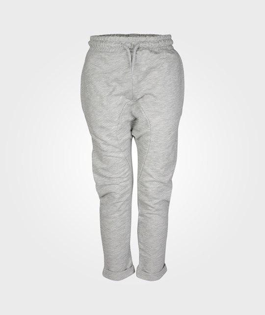 Little Pieces LPB Ben Sweatpants Light Grey Melange Black
