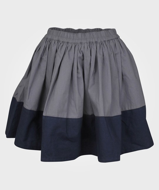 Little Pieces Little Shirley Skirt Faded Blue Blue