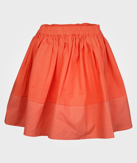 Little Pieces Little Shirley Skirt Clear Coral Pink