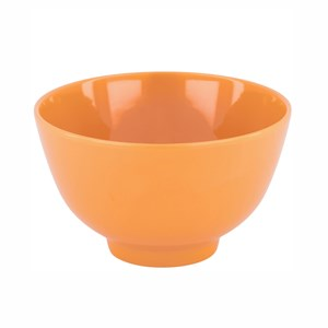 Image of Rice Lille Melamine Skål Fire Yellow one size (2032502)
