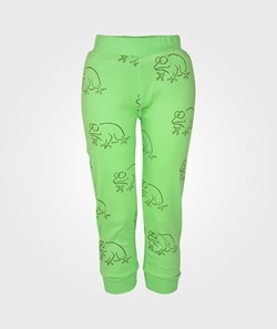 Ida T Baggy Pants Light Green Frog
