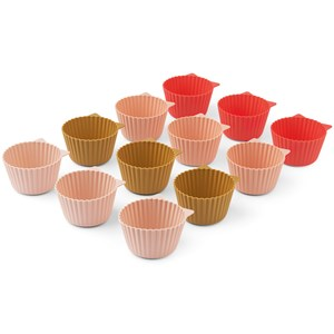 Image of Liewood 12-Pack Jerry Cupcake Cases Rose one size (1972029)