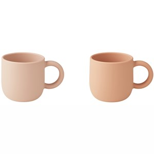 Image of Liewood 2-Pack Merce Cups Rose one size (1971992)