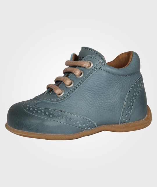 Bisgaard Beginner Shoe Sea Blue
