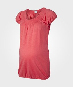 Mamalicious Thrill SS Jersey Top Calypso Coral
