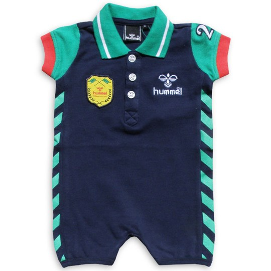 Hummel Rugby Polo Suit Navy Blue
