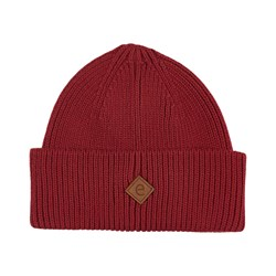 ebbe Kids Mellby Knitted Beanie Cherry Red