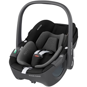Image of Maxi-Cosi Pebble 360° Baby-autostol Essential Black one size (1872540)