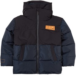 Molo Halo Puffer Jacket Carbon