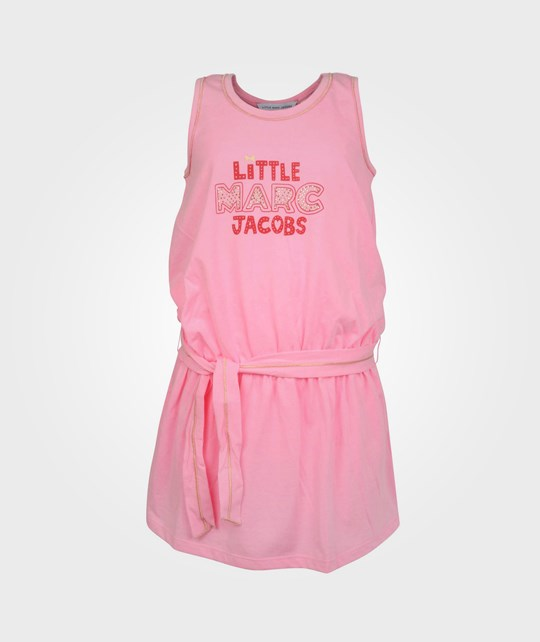 Little Marc Jacobs Robe Rose Love Pink