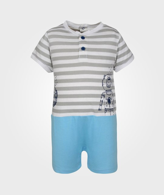 Little Marc Jacobs Combi-Short Iceberg Blue