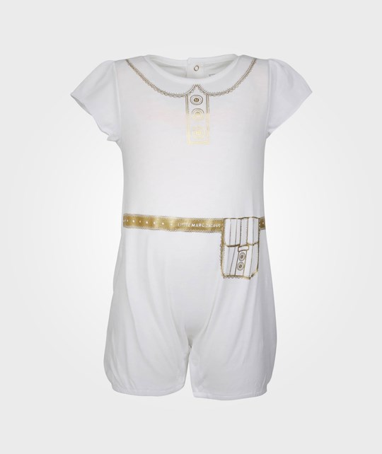 Little Marc Jacobs Combi-Short Blanc White