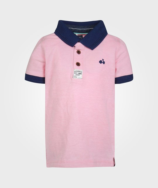 Name it Hans Mini SS Polo Sachet Pink Pink