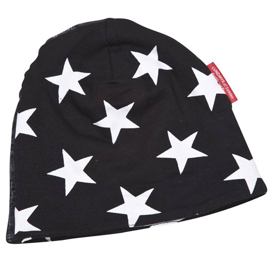 Lundmyr Of Sweden Star Hat Black
