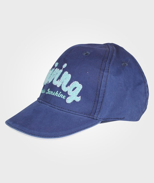 Name it Haboel Mini Cap Blue Depths Blue